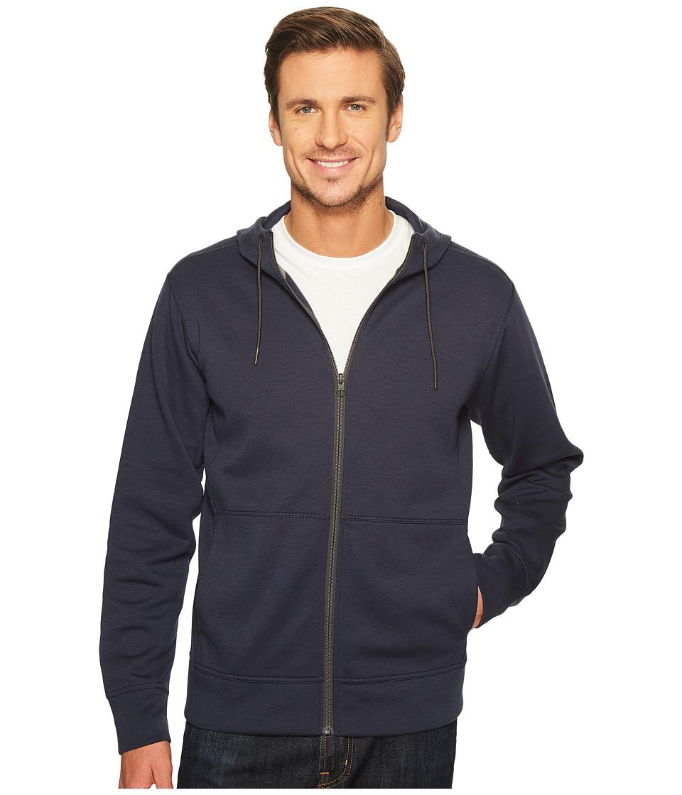The North Face - Slacker Full Zip Hoodie (Urban Navy (Prior Season)) Men's Sweatshirt