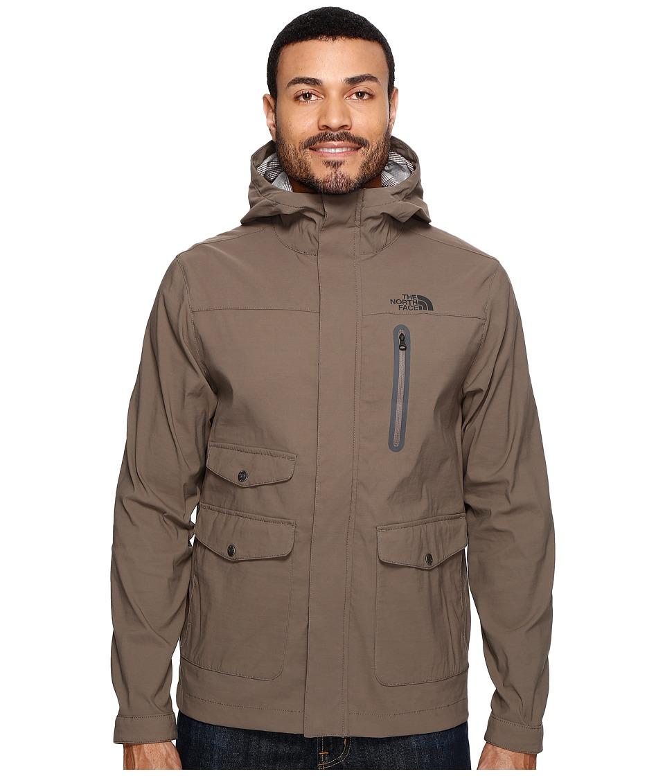 The North Face - Ultimate Travel Jacket (Weimaraner Brown (Prior Season)) Men's Coat