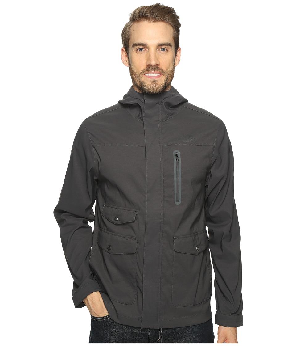 The North Face - Ultimate Travel Jacket (Asphalt Grey (Prior Season)) Men's Coat