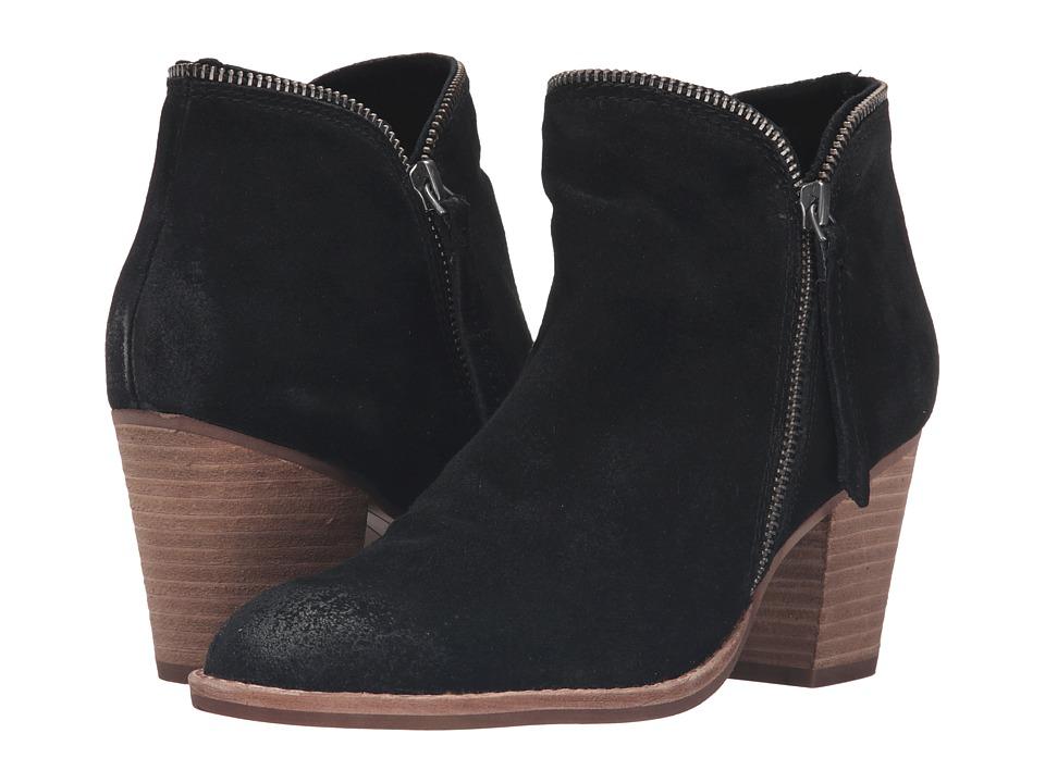 Dolce Vita - Jana (Black Suede) Women's Boots
