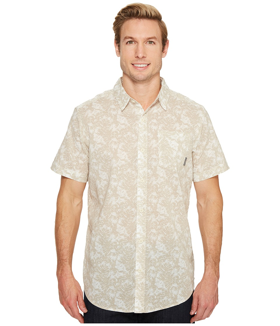 Columbia Under Exposuretm II Short Sleeve Shirt (Stone Island) Men