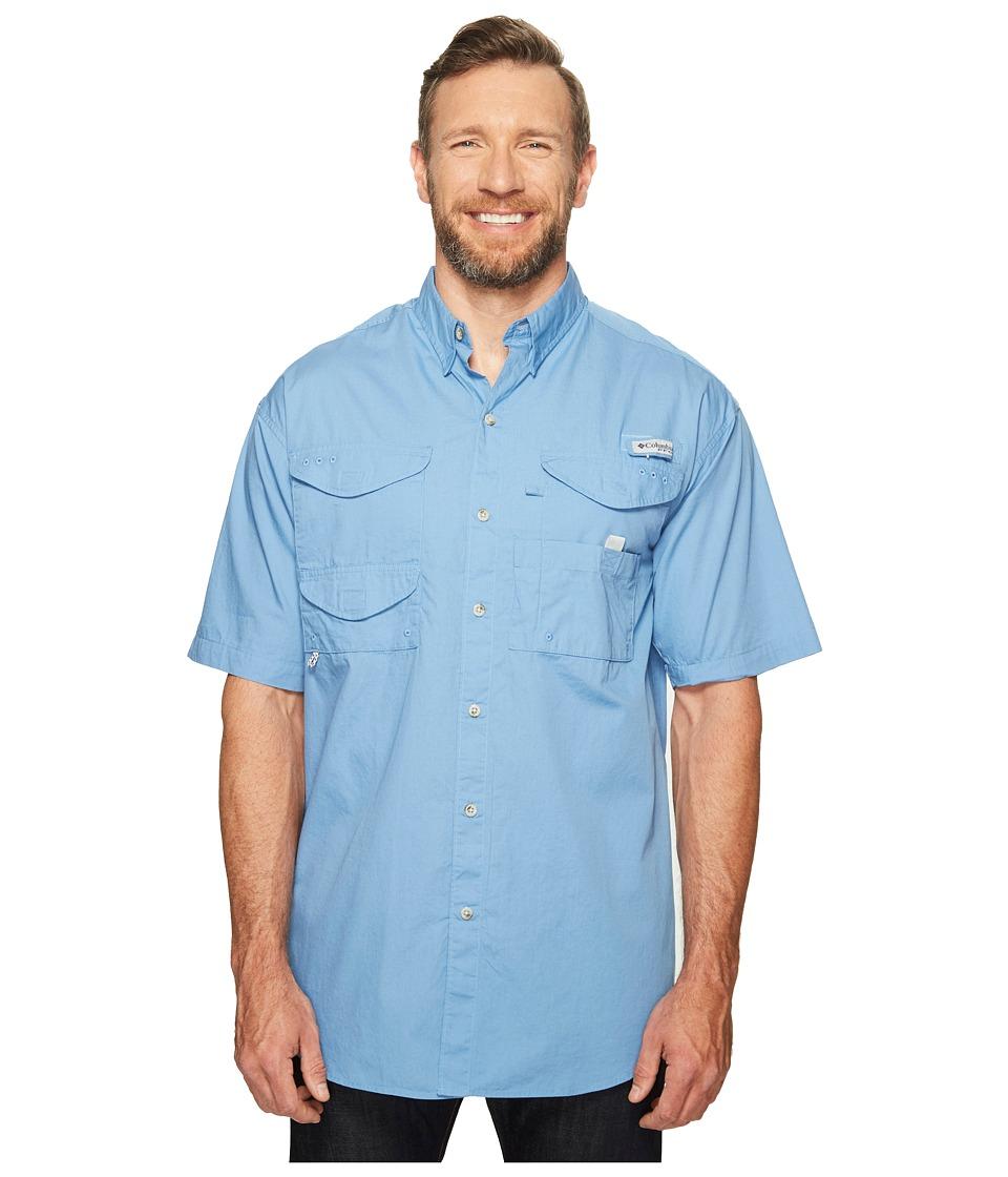 Columbia - Big Tall Boneheadtm Short Sleeve Shirt (Skyler) Men's Short Sleeve Button Up
