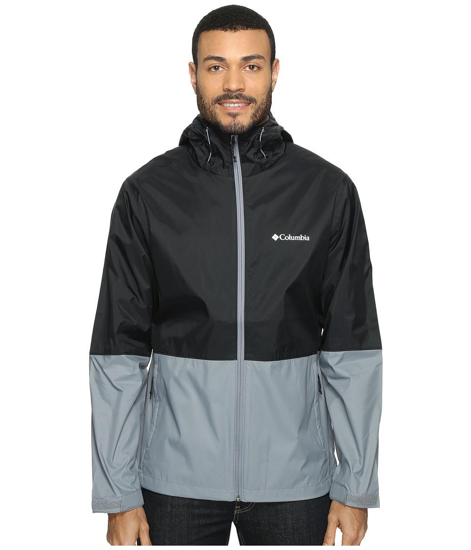 Columbia - Roan Mountain Jacket (Black/Grey Ash) Men's Coat