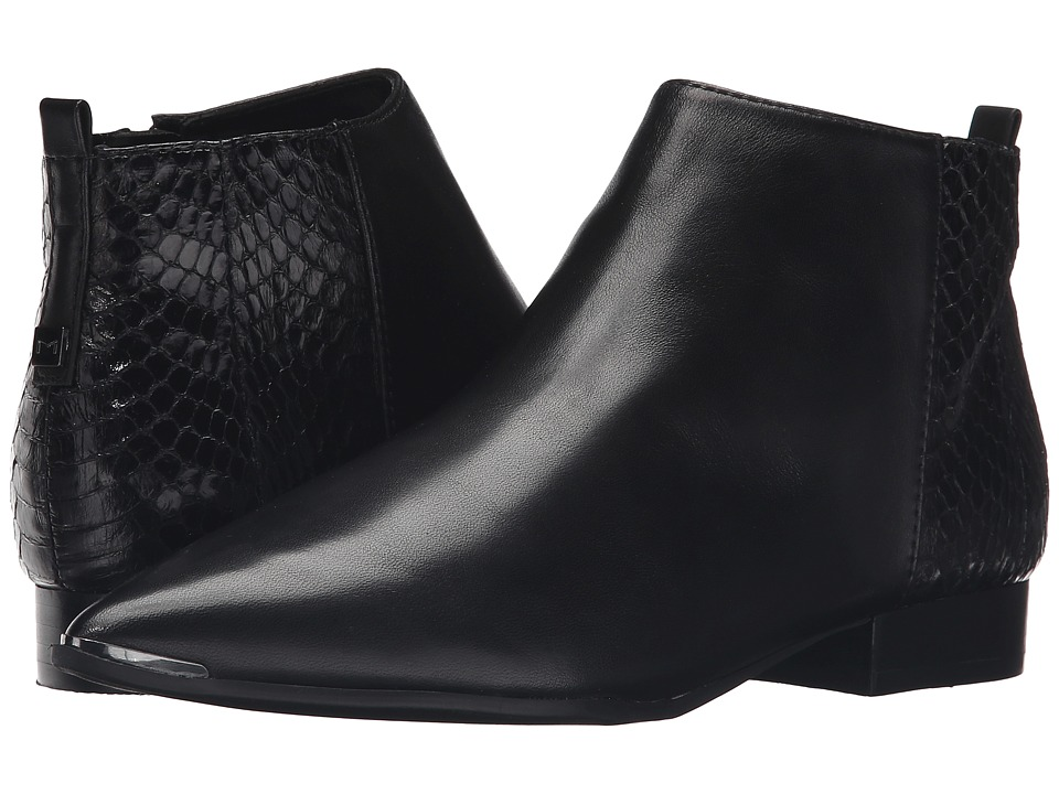 Marc Fisher LTD - Hilary (Black Multi Leather) Women's Shoes