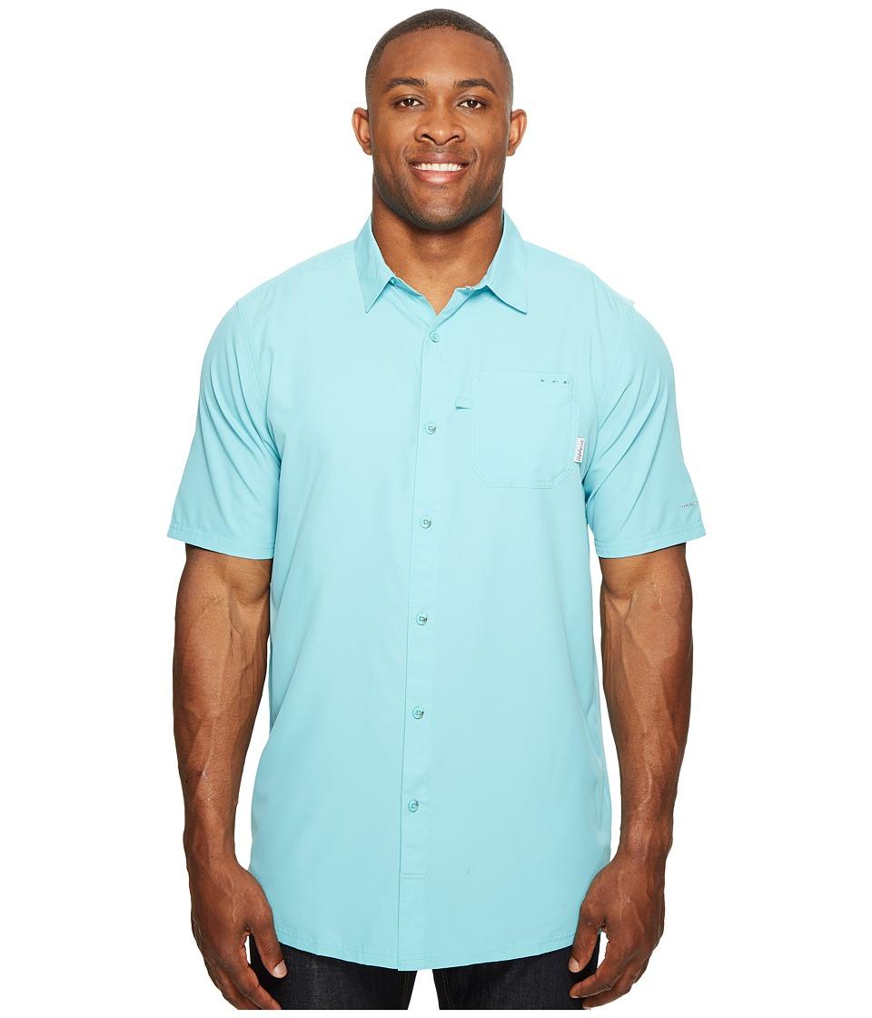 Columbia - Big Tall Slack Tide Camp Shirt (Moxie) Men's Short Sleeve Button Up