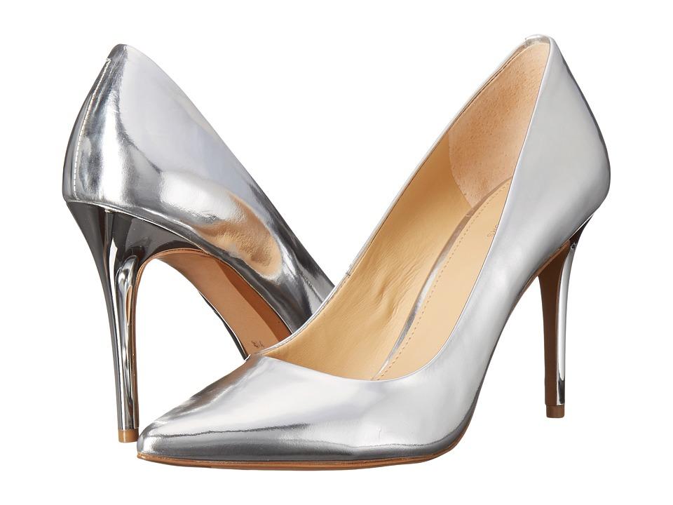 MICHAEL Michael Kors Claire Pump (Silver Specchio) Women