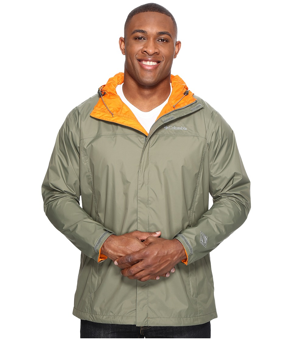 Columbia - Watertighttm II Jacket - Extended (Cypress) Men's Coat