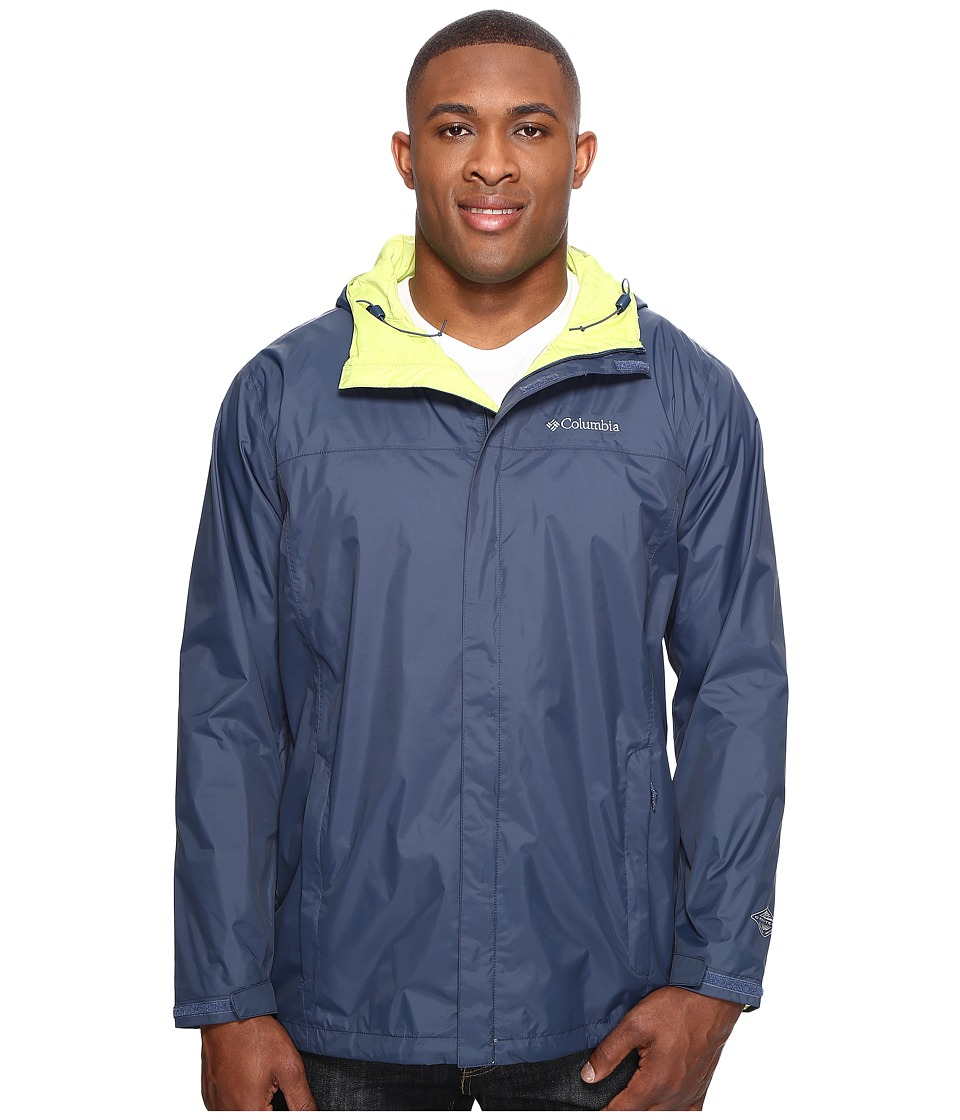 Columbia - Watertighttm II Jacket - Extended (Zinc) Men's Coat