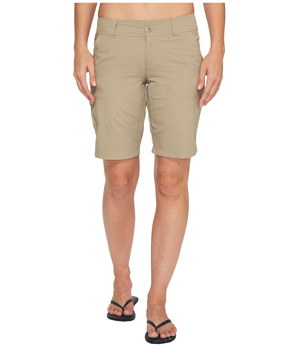 Columbia - East Ridge II Shorts (Tusk) Women's Shorts