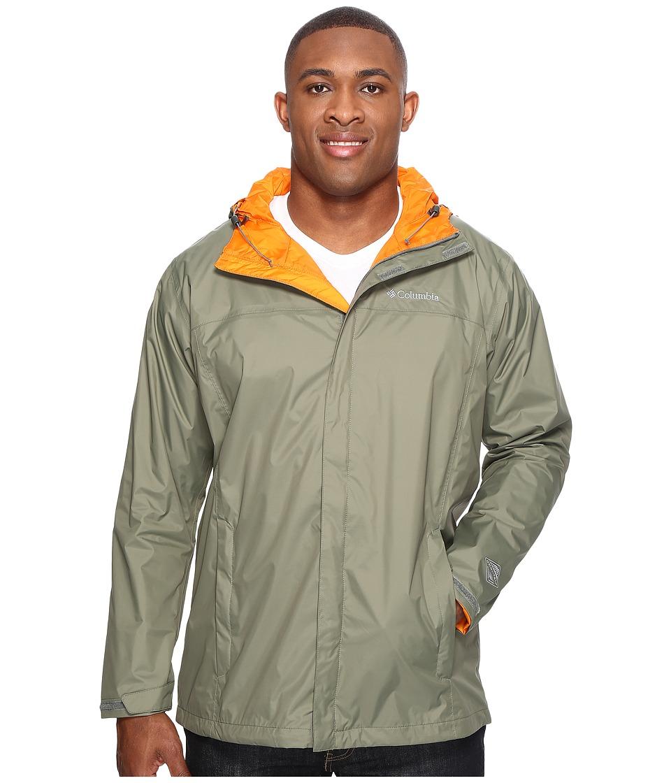 Columbia - Watertighttm II Jacket - Tall (Cypress) Men's Coat