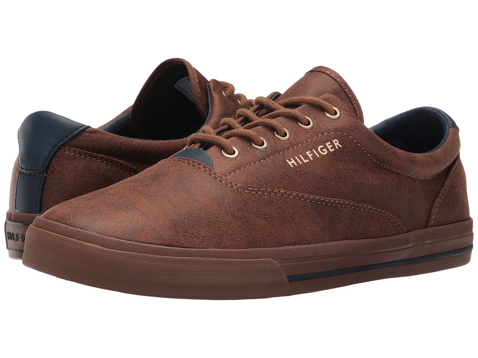 Tommy Hilfiger - Phelipo 2 (Cognac) Men's Shoes