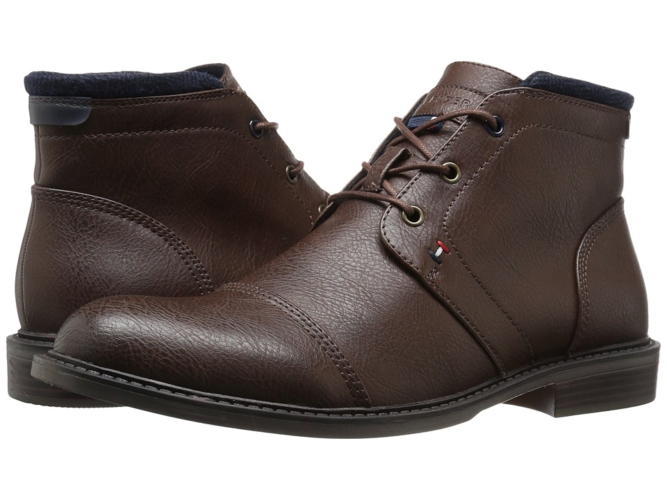 Tommy Hilfiger - Santiago (Brown) Men's Shoes