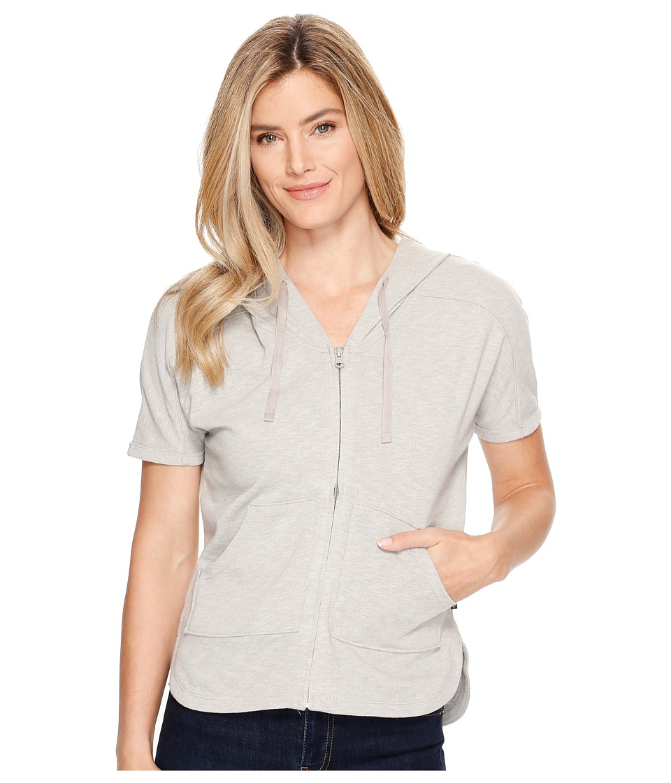 Columbia - Wear It Everywhere III Full Zip (Flint Grey Heather) Women's Sweatshirt