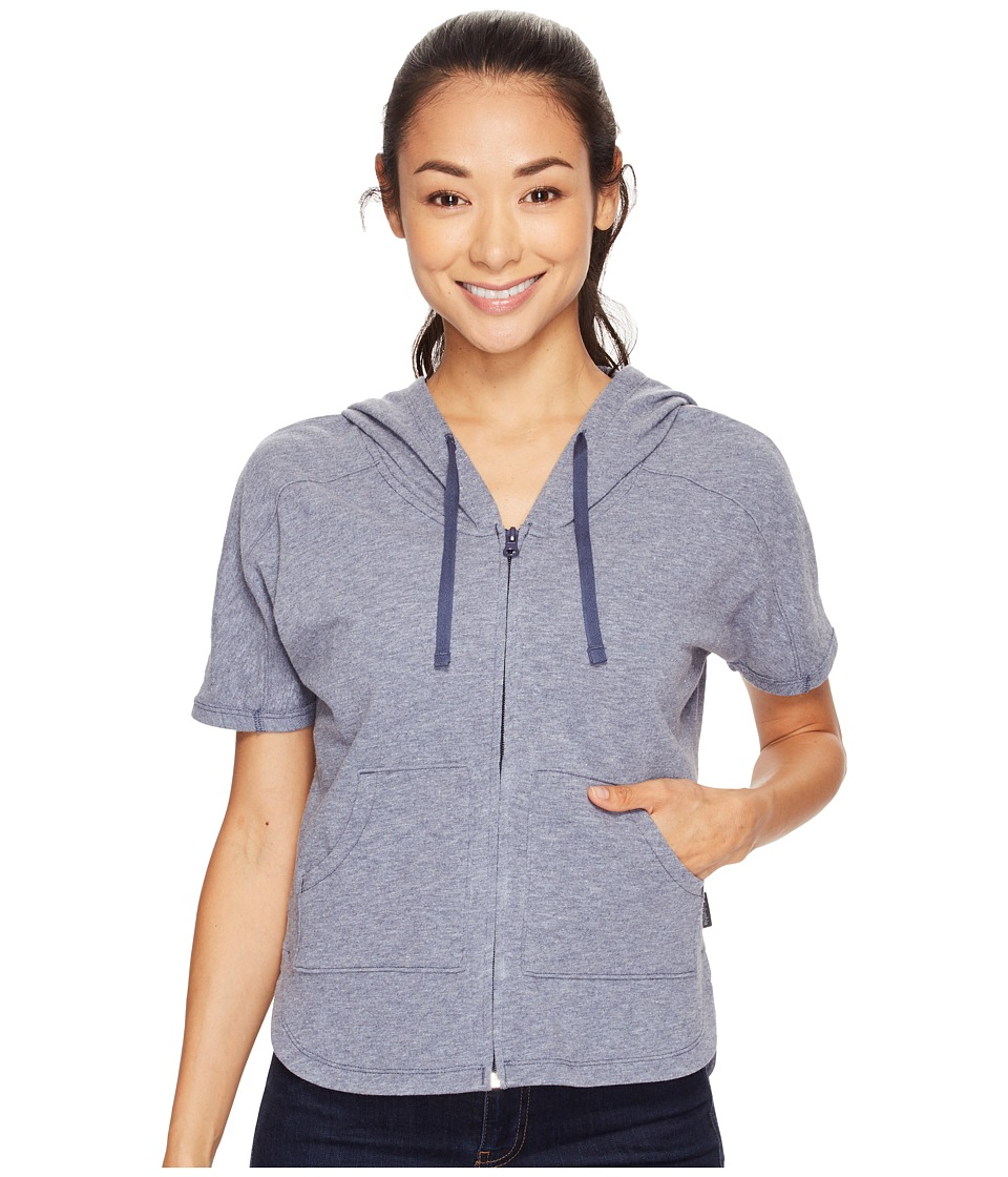 Columbia - Wear It Everywhere III Full Zip (Nocturnal Heather) Women's Sweatshirt