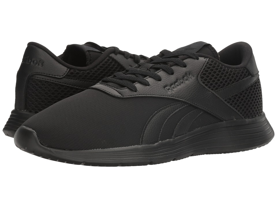 Reebok - Royal EC Ride (Black/Black) Men's Walking Shoes