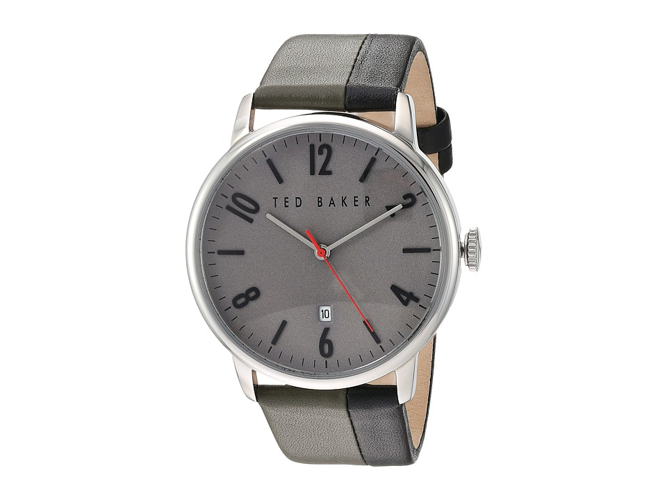 Ted Baker - Classic (Silver/Grey Multi Strap) Watches