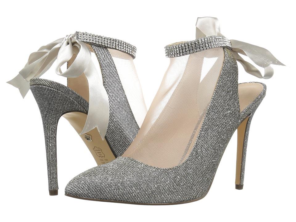 Nina - Rosana (Steel/Champagne) Women's Shoes
