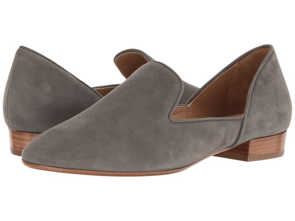 Michael Kors - Fielding (Slate Kid Suede) Women's Shoes