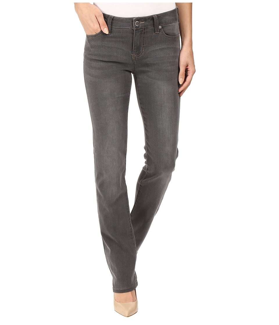 Liverpool - Sadie Straight Jeans in Platinum Wash (Platinum Wash) Women's Jeans