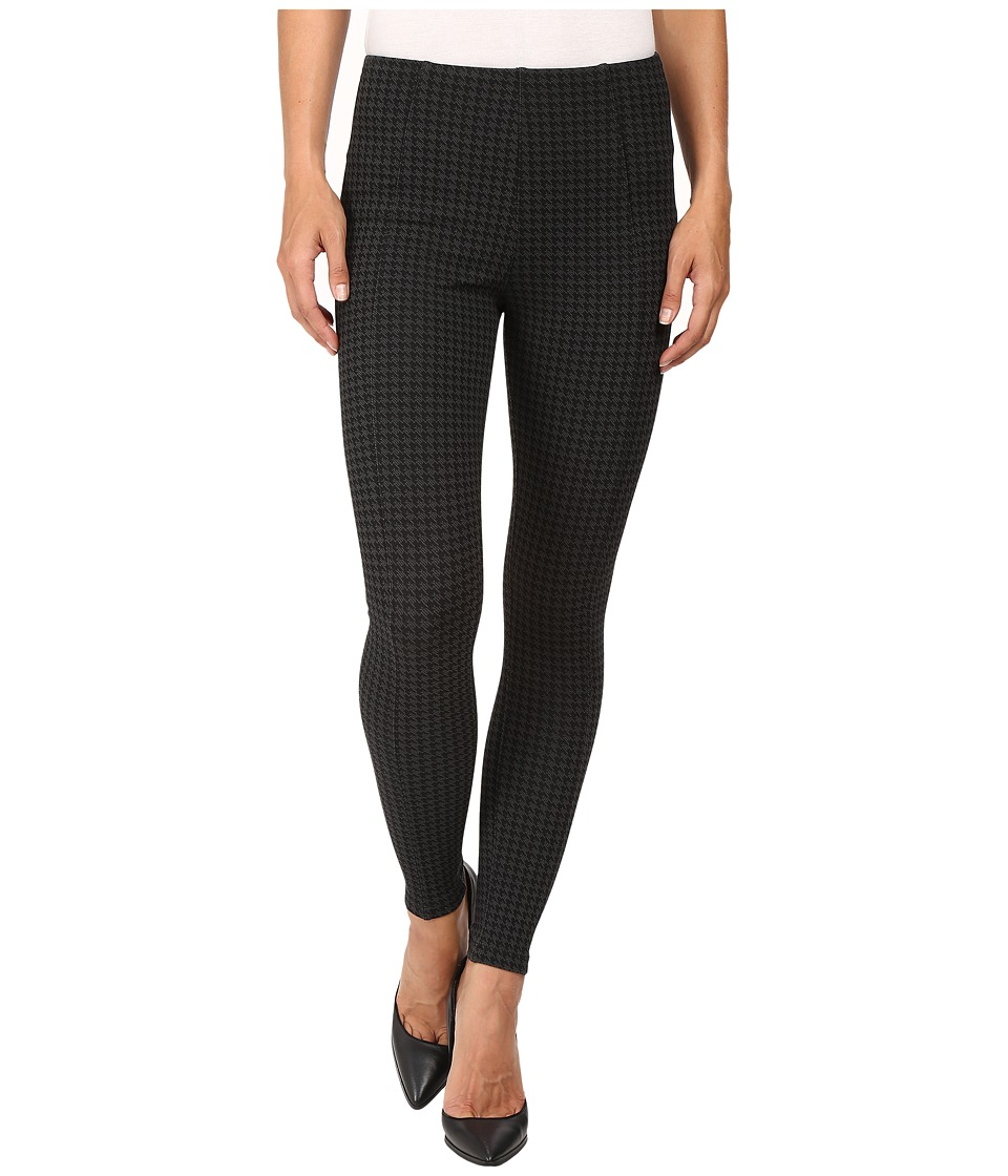 Liverpool - Reese Ankle Leggings (Houndstooth/Magnet) Women's Jeans