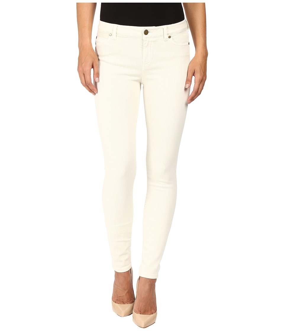 Liverpool - Aiden Skinny Jeans in Birch White (Birch White) Women's Jeans