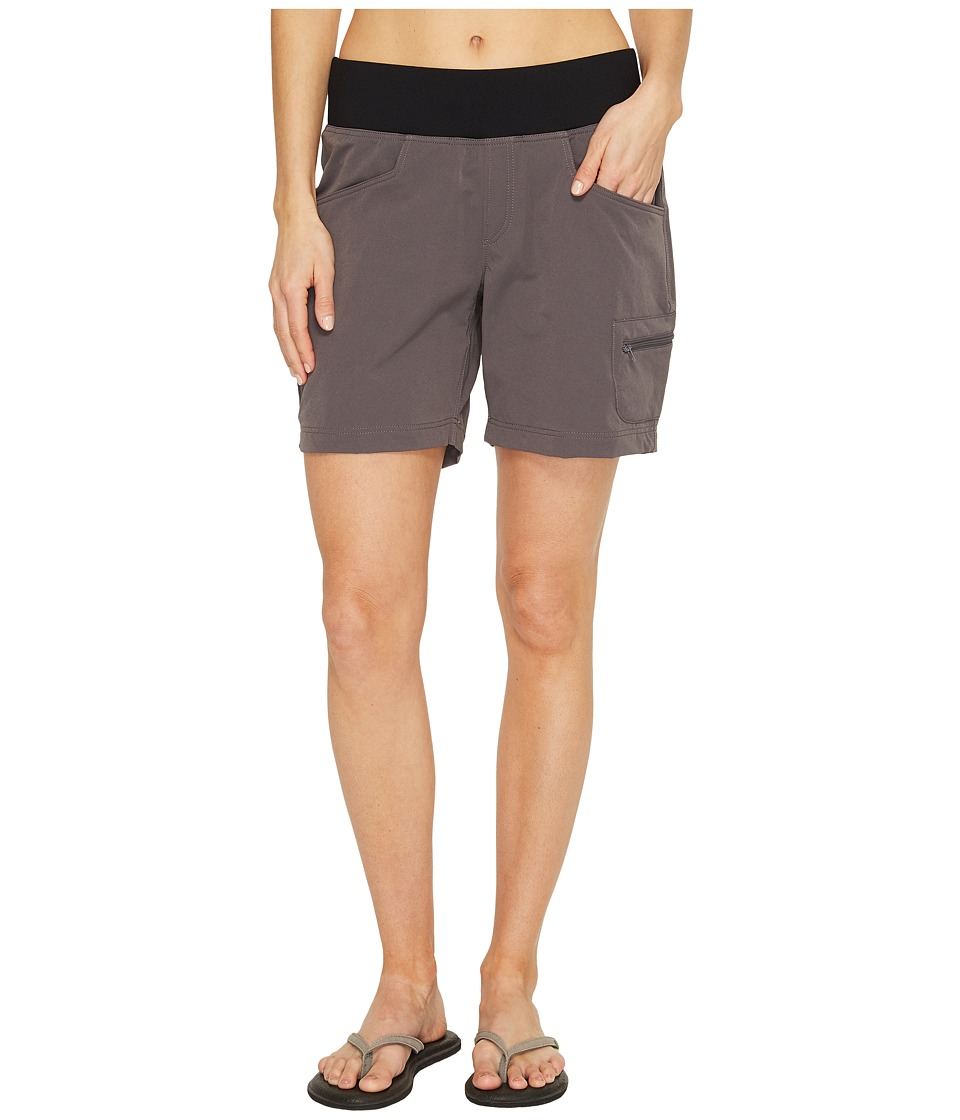Stonewear Designs - Dynamic Shorts (Granite) Women's Shorts
