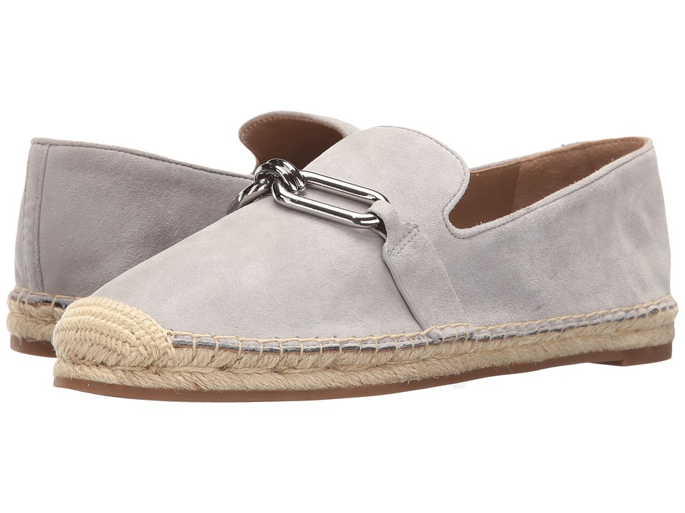 Michael Kors - Lennox Espadrille (Cement Kid Suede/Jute) Women's Shoes