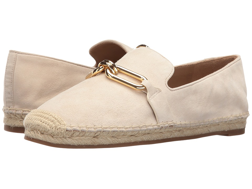 Michael Kors - Lennox Espadrille (Cream Kid Suede/Jute) Women's Shoes
