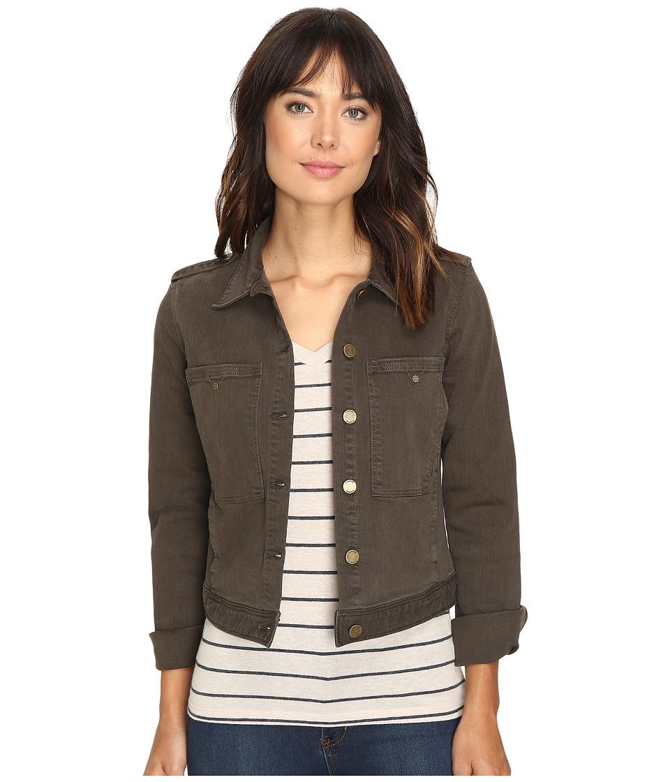 Liverpool - Utility Jacket (Cypress Dark Olive) Women's Coat