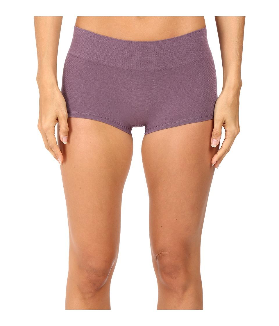 Yummie by Heather Thomson - Maya Seamlessly Shaped Everyday Girlshorts (Vintage Violet) Women's Underwear