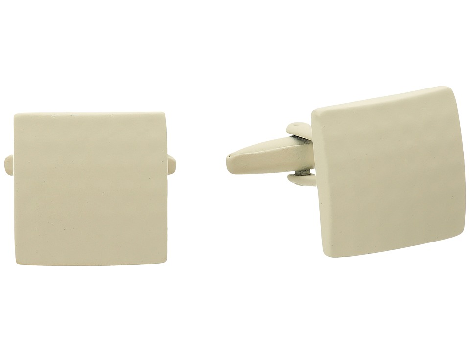 Stacy Adams - Powder Coated Cuff Link (Stone) Cuff Links