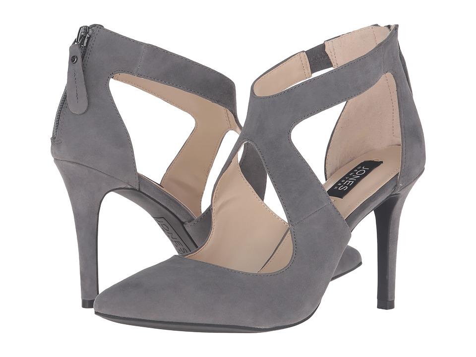 Jones New York - Christie (Grey Kid Suede) Women's Shoes