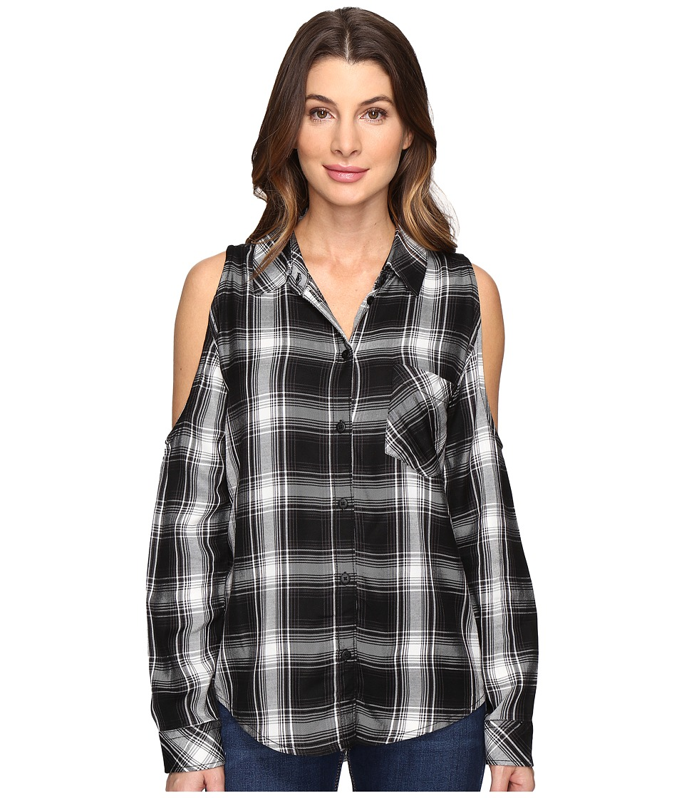 Sanctuary - Delaney (Benatar Plaid) Women's Clothing