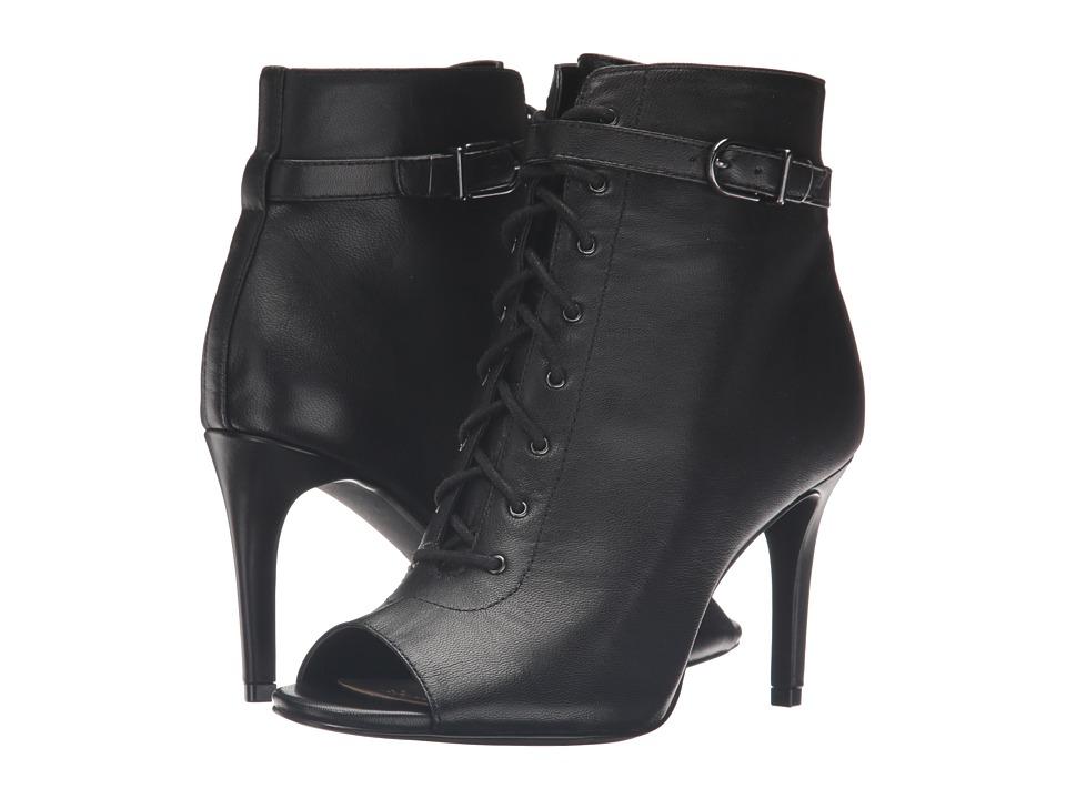 Jones New York - Grace (Black Goat Waxy Nappa) Women's Sandals