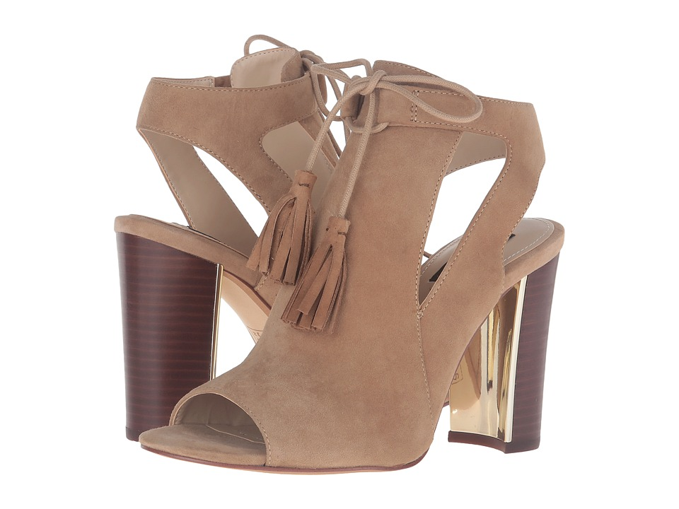 Jones New York Jemma (Camel Kid Suede) Women