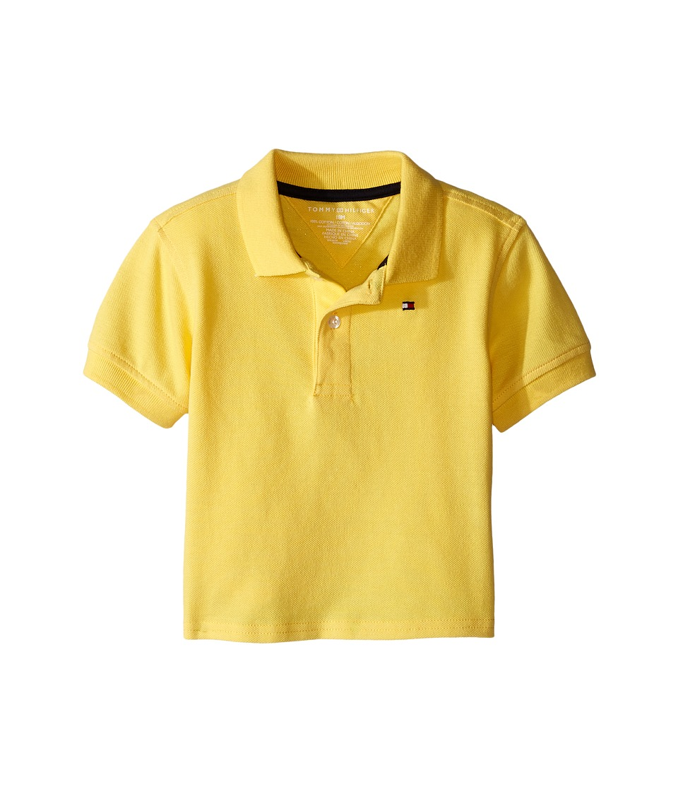 Tommy Hilfiger Kids - Ivy Polo (Infant) (Tara Yellow) Boy's Clothing