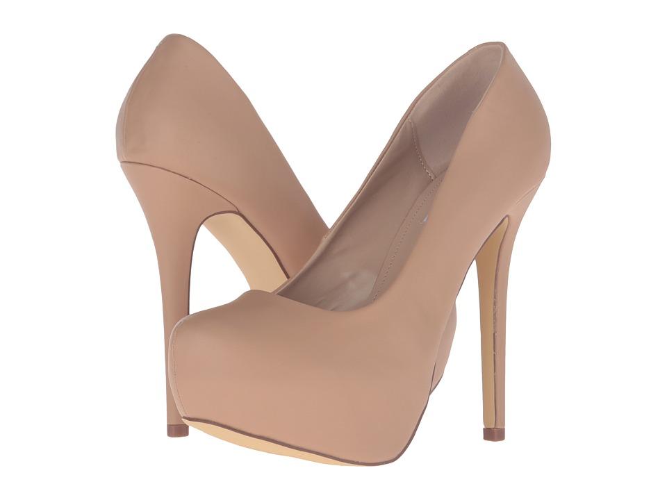 Steve Madden - Nala (Natural) Women's Shoes