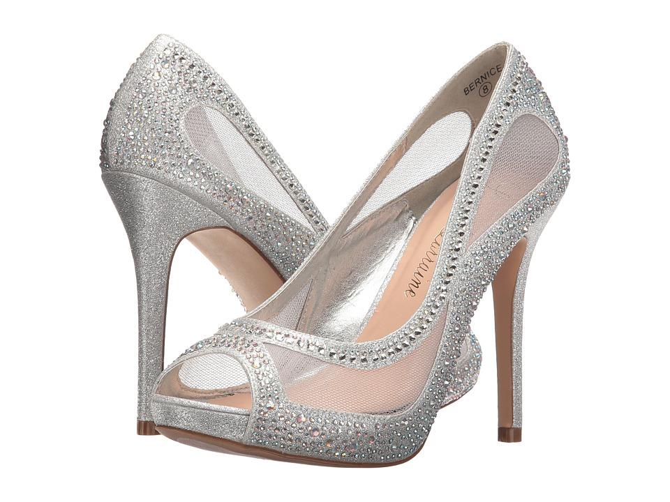 Lauren Lorraine - Bernice (Silver) High Heels