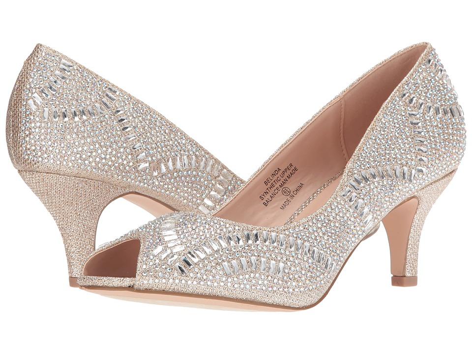 Lauren Lorraine - Belinda (Nude) Women's 1-2 inch heel Shoes