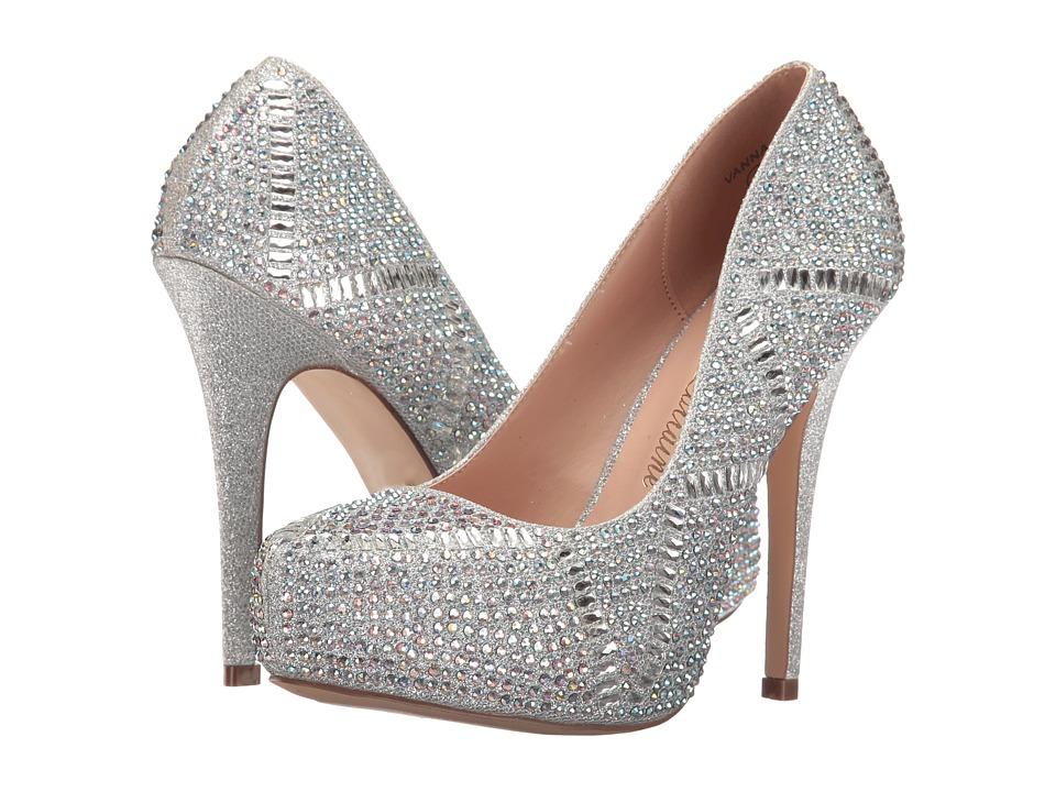 Lauren Lorraine - Vanna 3 (Silver) High Heels