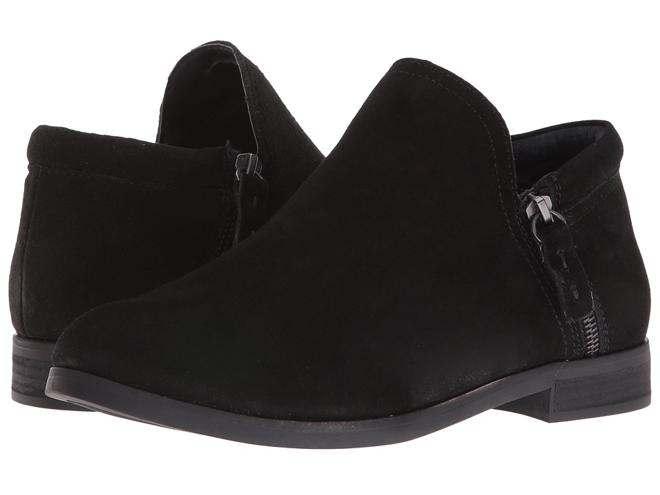 Steve Madden Connr (Black Suede) Women