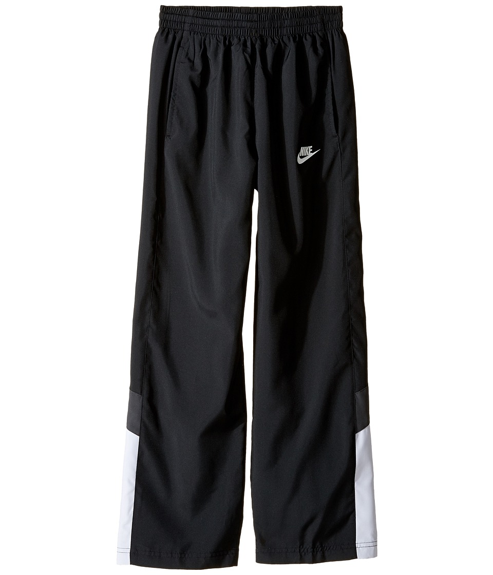 Nike Kids - Sportswear Pant (Little Kids/Big Kids) (Black/White/Anthracite/White) Boy's Casual Pants