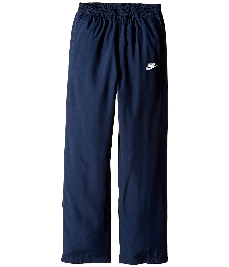 Nike Kids - Sportswear Pant (Little Kids/Big Kids) (Obsidian/White/Black/White) Boy's Casual Pants