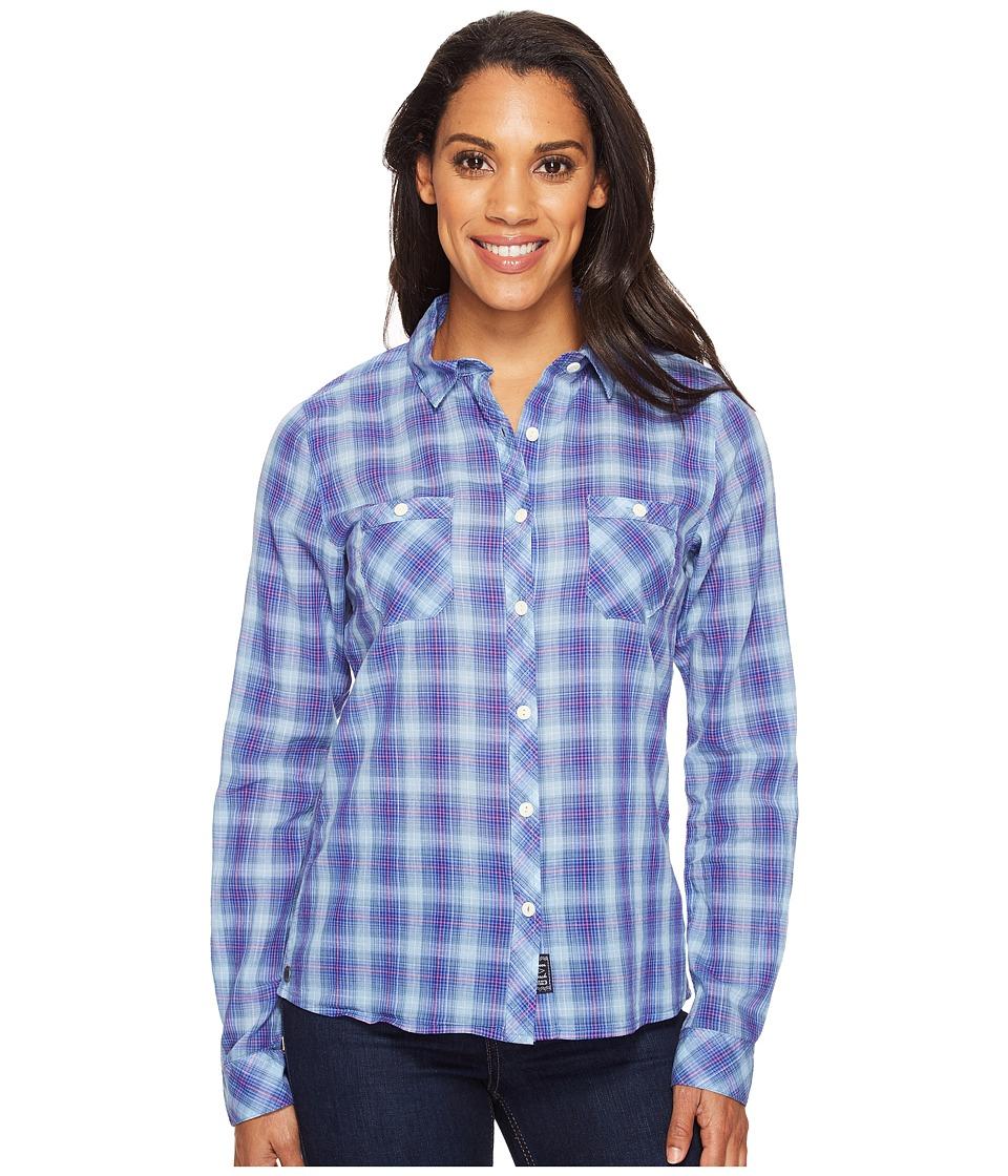 Outdoor Research - Cierra Long Sleeve Shirt (Ice) Women's Clothing