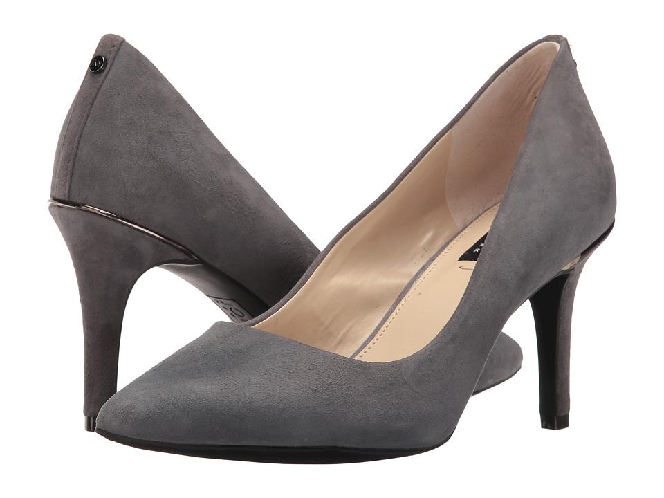 Jones New York - Delta (Grey Kid Suede) Women's Shoes