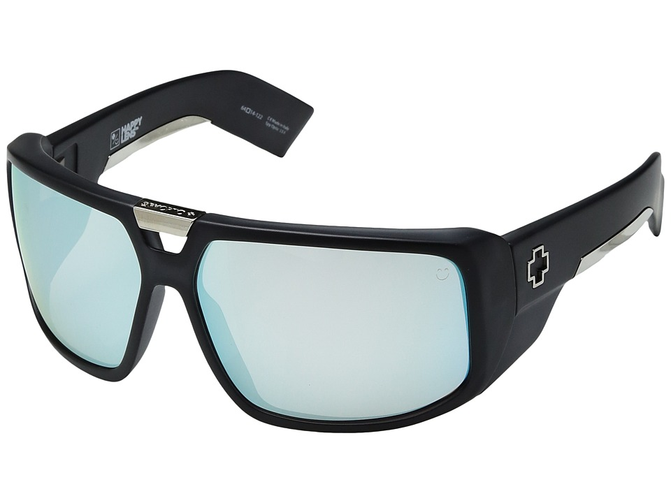 Spy Optic - Touring (Smu Galaxy Chrome/Happy Gray Green w/ Silver Mirror) Sport Sunglasses