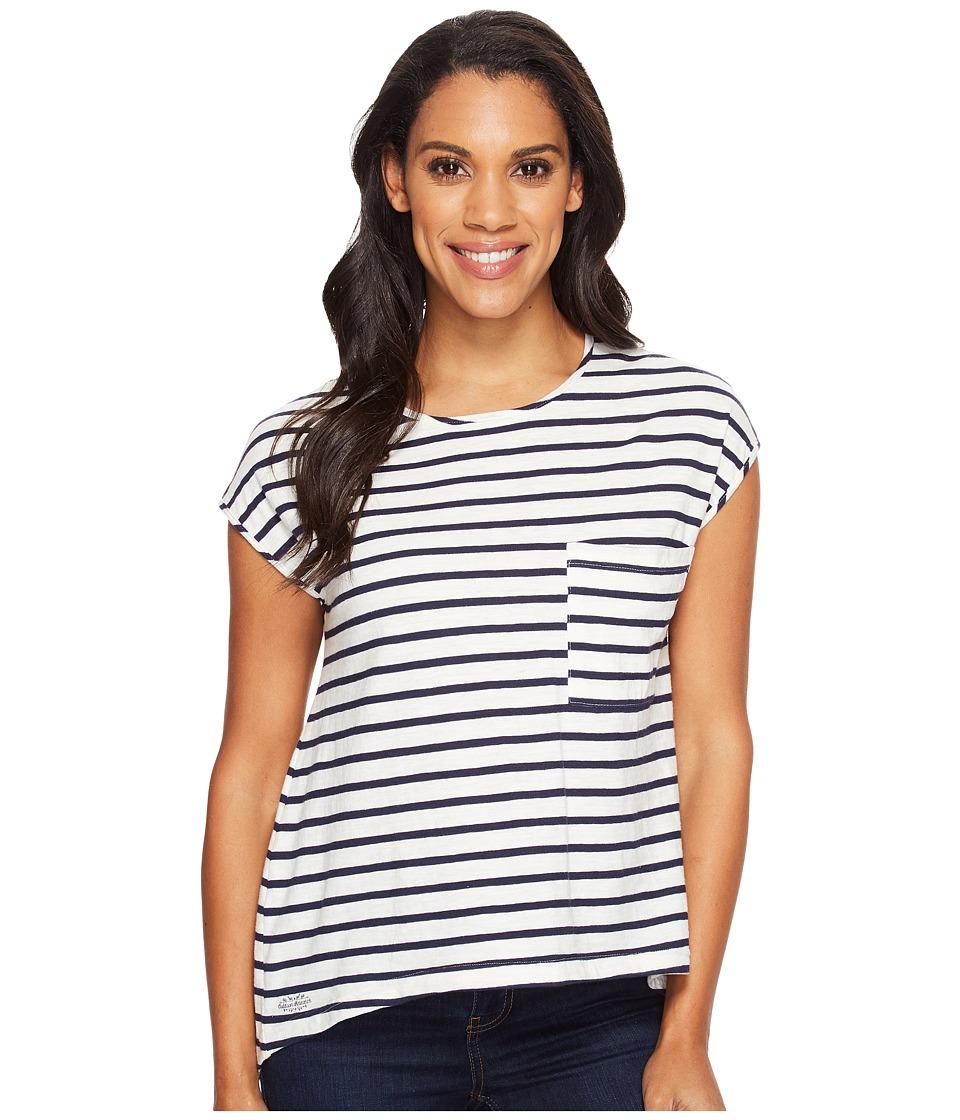 Outdoor Research - Camila Short Sleeve Tee (White/Night) Women's T Shirt