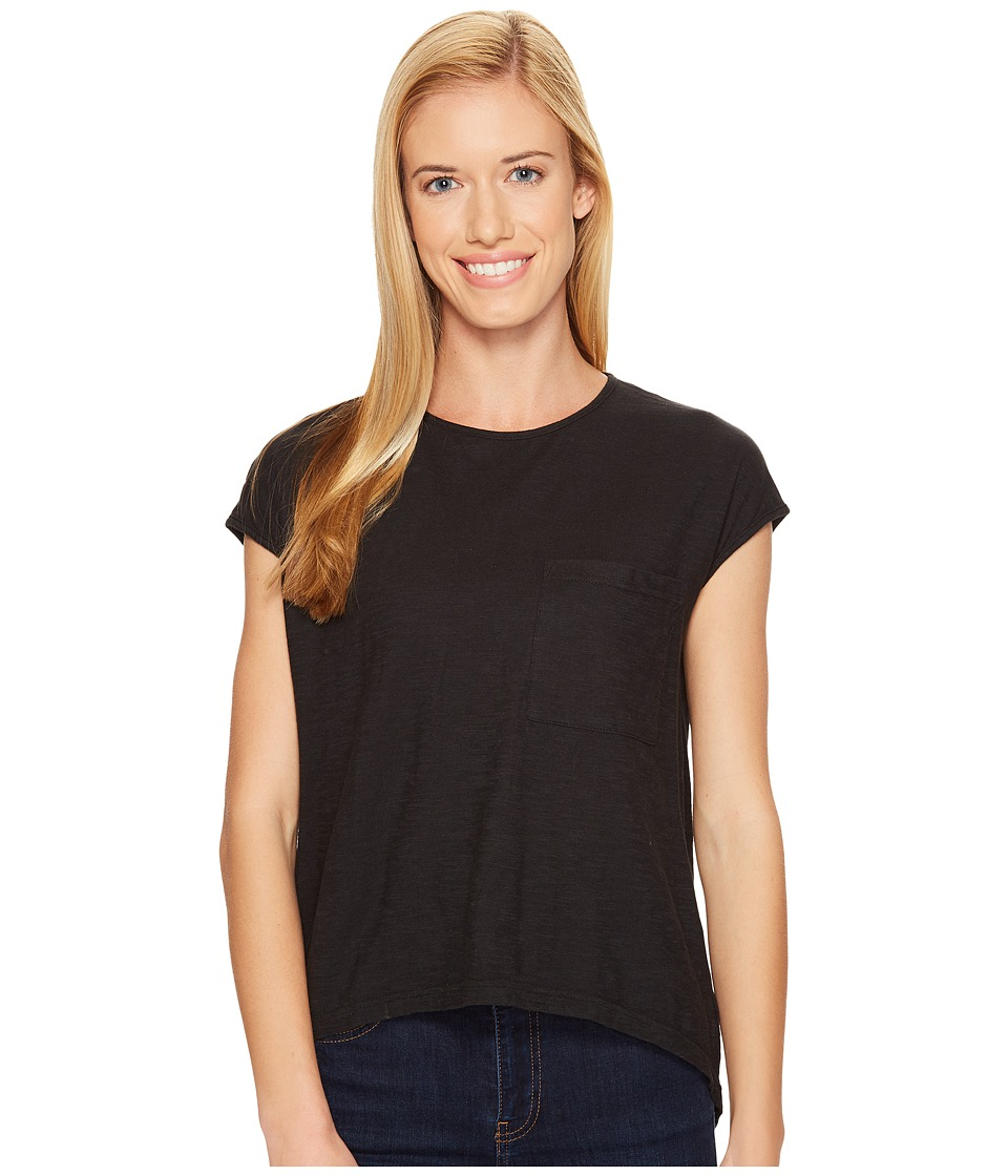Outdoor Research - Camila Short Sleeve Tee (Black) Women's T Shirt