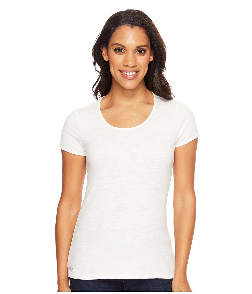 Outdoor Research - Camila Basic Short Sleeve Tee (White) Women's T Shirt