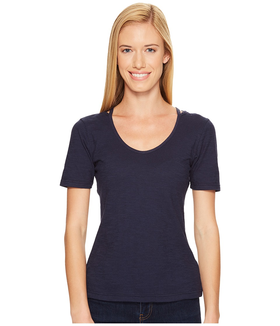 Outdoor Research - Camila High-Low Tee (Night) Women's T Shirt